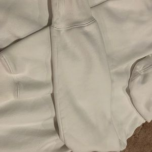 ALL WHITE GOLD CHECK MEN's Nike sweater